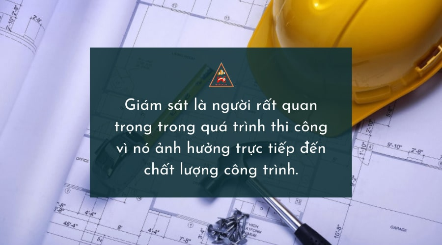 quy trình giám sát thi công xây dựng