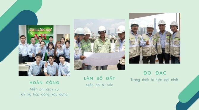 dịch vụ hoàn công đo đạc xây dựng